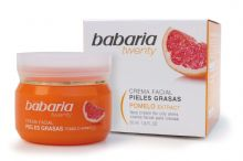 Babaria Aloe Vera & Grapefruit Face Cream for Oily Skin 50ml